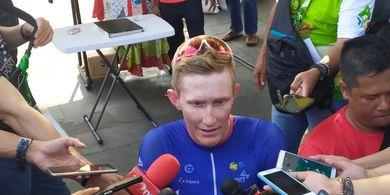 Juara Etape Ketiga Tour d'Indonesia 2019 Komentari Etape Tersulit