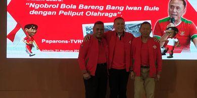 Deklarasi M Iriawan-Cucu Sumantri, Janji Berkomitmen di PSSI