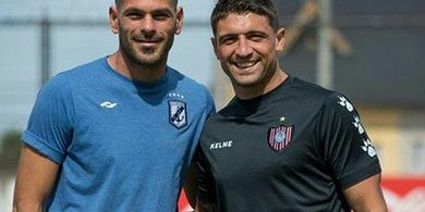 Pemain Jebolan Timnas Uruguay Resmi Bergabung dengan Borneo FC