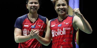 Kejuaraan Dunia BWF 2019 - 'Tamparan' Bawa Greysia/Apriyani Amankan Medali