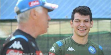 Napoli Resmi Boyong Hirving Lozano, Si Penakluk Juara Dunia