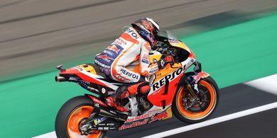 Jorge Lorenzo Pesimis Bisa Selesaikan Balapan MotoGP Inggris 2019