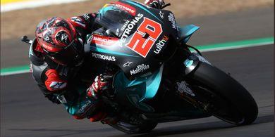 Hasil FP3 MotoGP San Marino 2019 - Fabio Quartararo Lanjutkan Tren