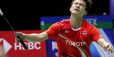 Kejuaraan Dunia 2019 - Debut, Kantaphon Wangcharoen Langsung Ukir Sejarah