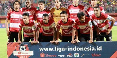 Madura United Siapkan Pemain Muda untuk Gantikan Peran Bek Asing