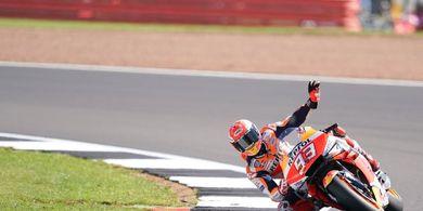 MotoGP Inggris 2019 - Marquez Puji Kualitas Aspal Sirkuit Silvertone