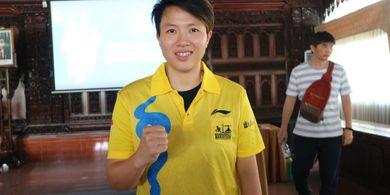 Liliyana Natsir Ungkap Fakta Mengejutkan Dirinya di Tiket.com Kudus Relay Marathon 2019