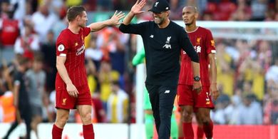 Mampu Kalahkan Arsenal, Liverpool Ukir Rekor Kemenangan Klub