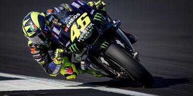 Ini Target Valentino Rossi pada Sisa Balapan MotoGP Musim Ini