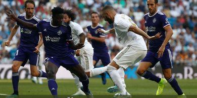 Hasil Lengkap Liga Spanyol - Real Madrid Tertahan, Sevilla Raih Hasil Sempurna