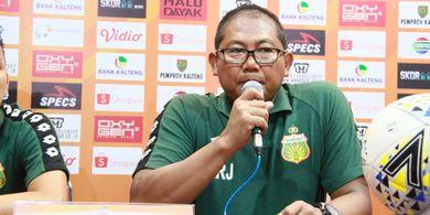 Sumardji Tak Akan Lagi Jadi Manajer Bhayangkara FC Musim Depan Ini Jabatan yang Bakal Diemban
