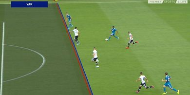 Gol Ronaldo ke Gawang Parma Diciduk VAR usai Kepalanya Offside