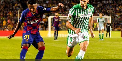 Akademi Barcelona Telurkan Pemain Baru, Lionel Messi Bahagia