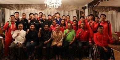 Ahsan/Hendra Jadi Juara Dunia 2019, KBRI Swiss Gelar Syukuran Kemenangan