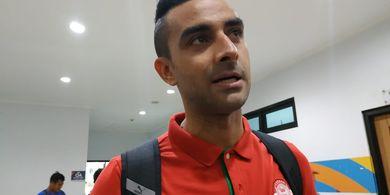 Pengakuan Otavio Dutra: Persija Minim Persiapan Jelang Hadapi Madura United