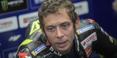 Hasil MotoGP Jepang 2019 - Terjatuh dengan 4 Lap Tersisa, Valentino Rossi 'Kembali ke Masa Kegelapan'