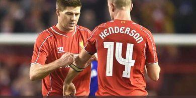 Cara Unik Jordan Henderson Angkat Trofi Piala Dunia Klub 2019 Viral!