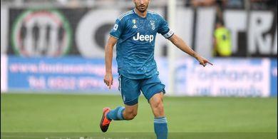 Chiellini Ungkap Penyebab Juventus Kalah Telak dari Real Madrid di Final Liga Champions 2017