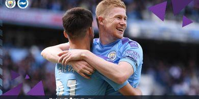 Liverpool Pimpin Klasemen, Bintang Manchester City Tak Peduli