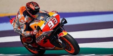 Jadwal MotoGP Aragon 2019 - Serba-serbi Balapan GP ke-200 Marc Marquez