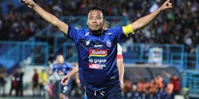 Arema FC Vs PSS Sleman, Hamka Hamzah Targetkan Singo Edan Menang