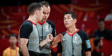 Wasit Asal Indonesia Lakoni Debutnya di FIBA World Cup