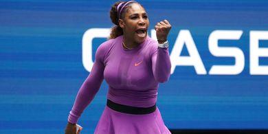 US Open 2019 - Meski Cedera, Serena Williams Tetap Melaju ke Perempat Final