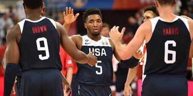 FIBA World Cup 2019 - AS Buka Kejuaraan Dunia dengan Kemenangan