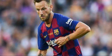 Kalah Saing dengan De Jong, Rakitic Pilih Hengkang ke Atletico?