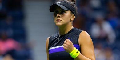 Juara US Open 2019, Bianca Andreescu Disebut Punya Azimat yang Ampuh