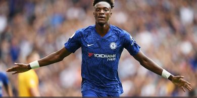 Striker Muda Chelsea Bersiap Menuju Rekor Eks Striker The Reds