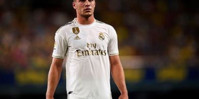 Luka Jovic Berharap Dapat Kesempatan Kedua dari Zinedine Zidane