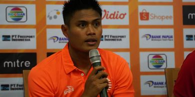 Fachruddin Aryanto Ingin Bawa Persija Menang di Kandang PSM