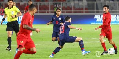Hadapi Indonesia Maret, Pelatih Timnas Thailand Berharap Liga Kembali pada Februari