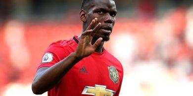 Legenda Klub Sarankan Manchester United untuk Jual Paul Pogba