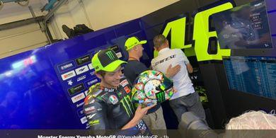 Ganti Kepala Kru, Yamaha Yakini Valentino Rossi Bakal Kompetitif Musim Depan