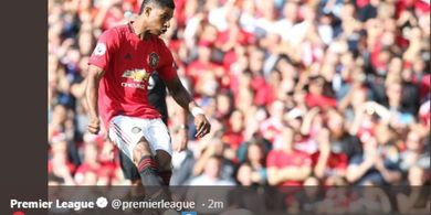 Rashford Mati Kutu, Man United Tertinggal dari West Ham United