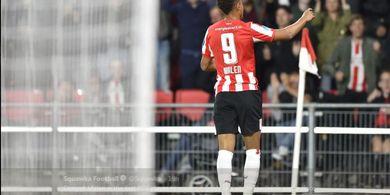Cetak 5 gol dalam 1 Laga, Pemain Buangan Arsenal Kalahkan Ronaldo hingga Romario