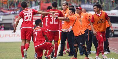Persija Jakarta Tertantang untuk Kalahkan Bali United