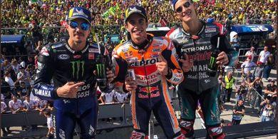 Jadwal Lengkap dan Jam Mulai MotoGP Aragon 2019, Maju Satu Jam!