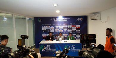 Hasil yang Diraih Timnas U-16 Indonesia Bikin Bima Sakti Lega