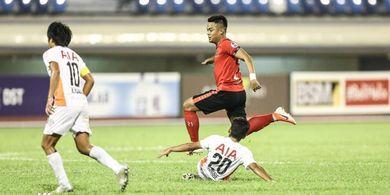 Liga Singapura 2019 Belum Selesai, Klub Brunei Kunci Gelar Juara