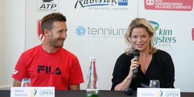 Tahun 2020, Kim Clijsters Akan Lakoni Comeback yang Kedua Kali