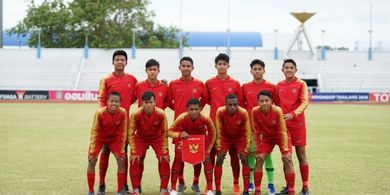 Link Live Streaming Timnas U-16 Indonesia Vs Filipina di Kualifikasi Piala Asia U-16