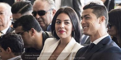Gara-Gara Bahasa Portugal, Penyamaran Cristiano Ronaldo Terbongkar