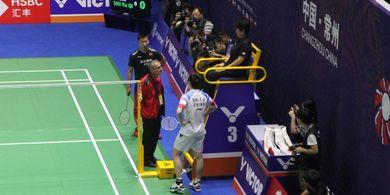 China Open 2019 - Kalah Telak, Shi Yuqi Dituduh Main Sabun oleh Wasit