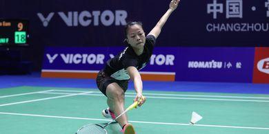 China Open 2019 - Faktor Angin Buat Fitriani Sulit Kendalikan Laga