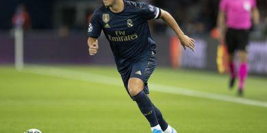 Hazard Dinilai Kurang Mujur, Gabung Real Madrid pada Saat yang Tidak Tepat