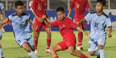 Kualifikasi Piala Asia U-16 2020 – Menang, 4 Negara Ini Cetak 48 Gol!
