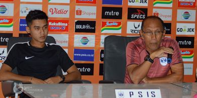 Pelatih PSIS Semarang Sebut Timnya Kalah Segalanya dari Persebaya
